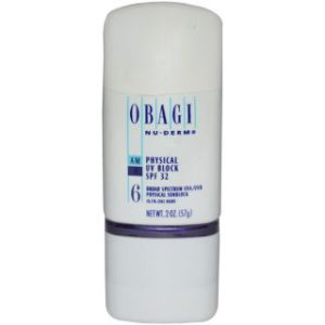 Санблок Obagi Nuderm Physical Block SPF 32 фото