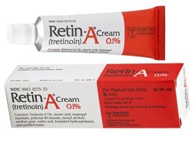Крем Ретин-А (Третиноин)