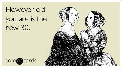 Прекрасный возраст