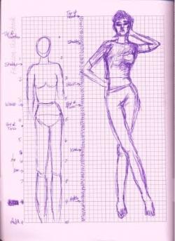 Объективна ли красота тела. Продолжение
