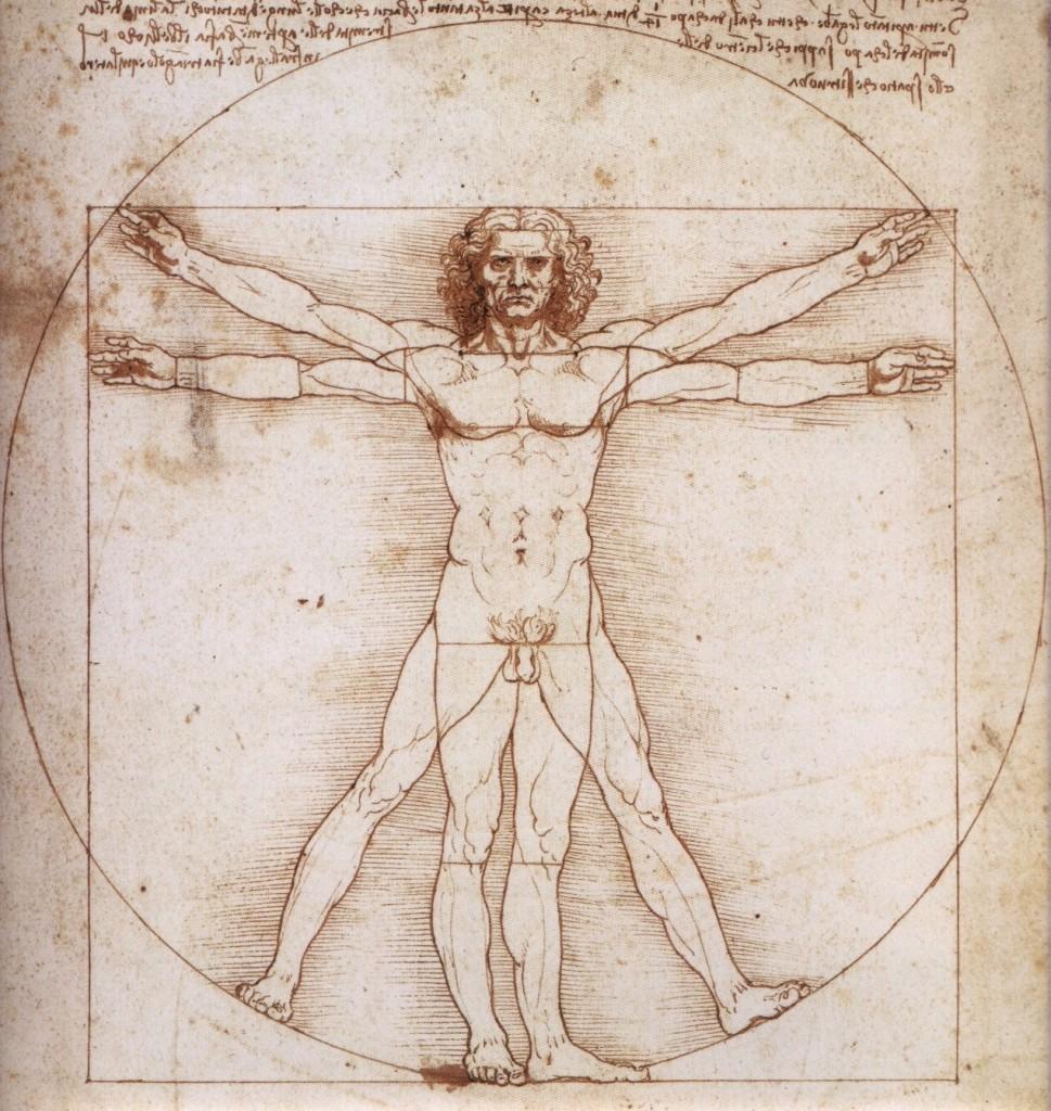 vitruvian man lab report