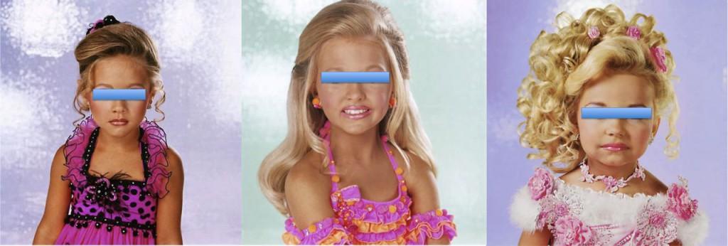 Детские конкурсы красоты в америке фото