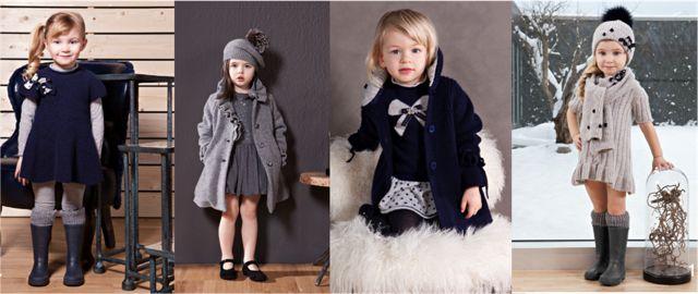 Детская мода для девочек фото