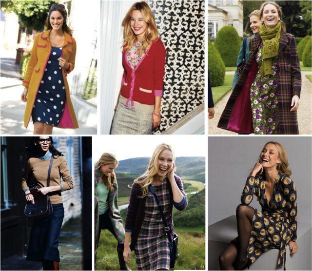 Как одеваются англичанки в повседневной жизни
