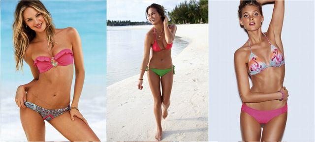 Просвечивающие купальники фото на девушках