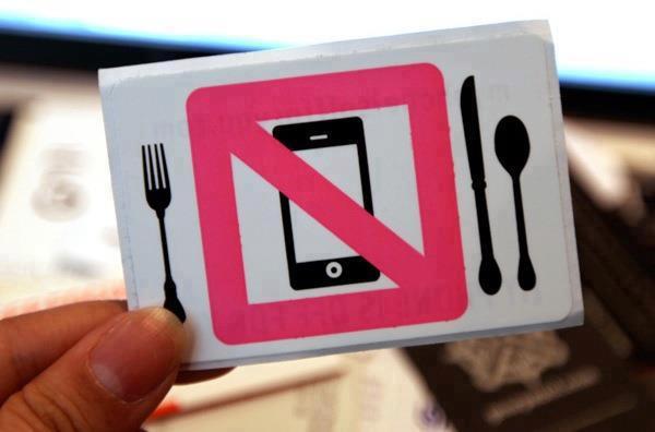 Мобильный этикет и просто манеры