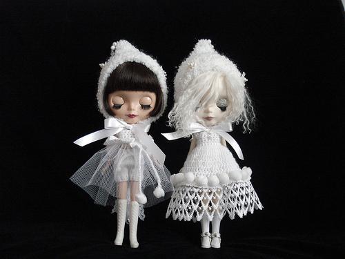 Белый цвет в одежде