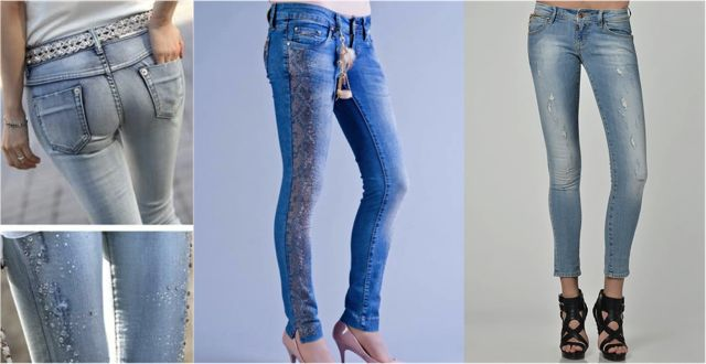 Как нельзя носить джинсы фото