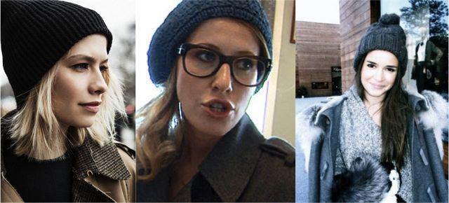 Актуальные шапки фото