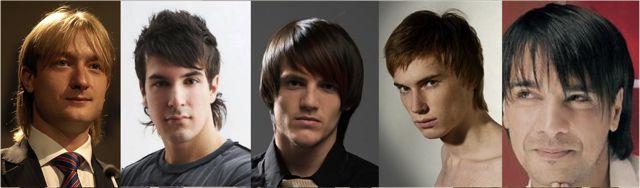 Мужские прически длинные волосы фото