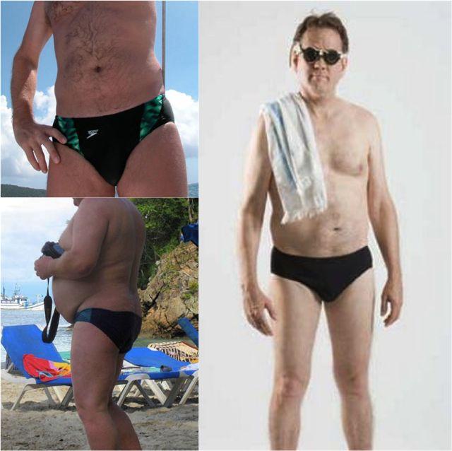 Мужские купальные плавки фото