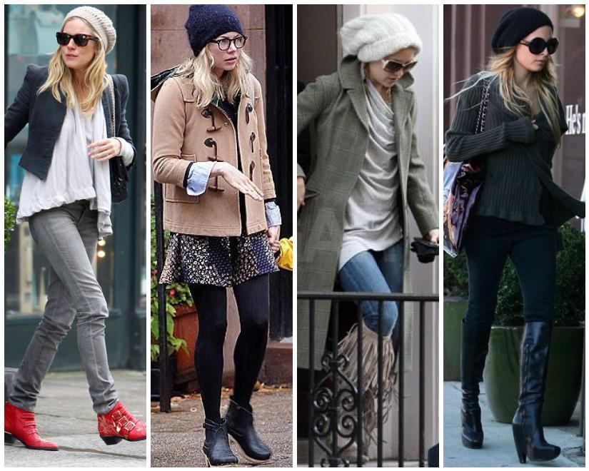 Зимние женские шапки фото