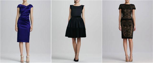 Какую обувь одеть с коротким платьем