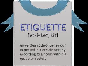 Etiquette-vector