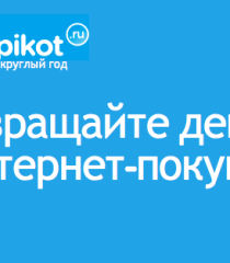 Копикот - самый большой кешбек сервис в России