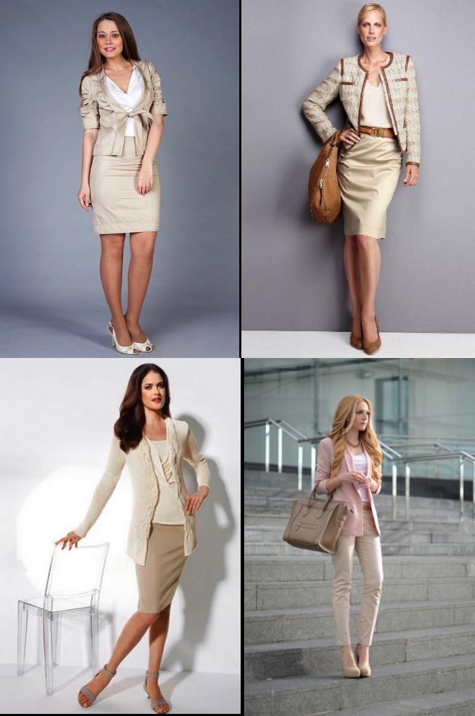 Летние цвета одежды примеры фото