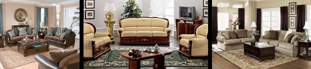 Мебельные наборы в интерьере