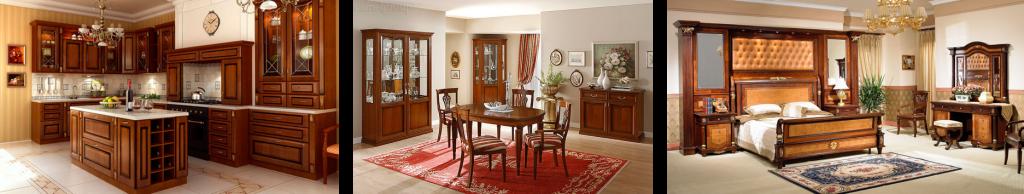 Деревянная мебель в интерьере фото