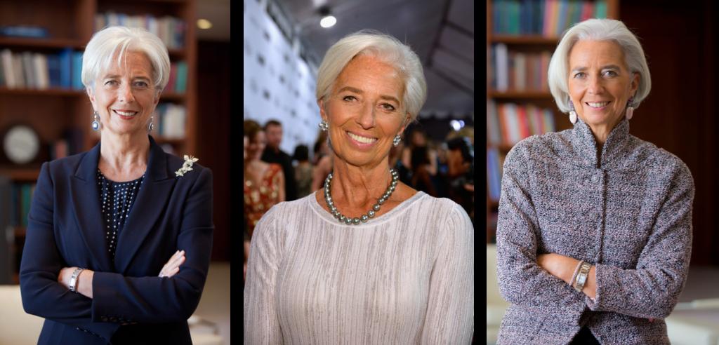 Кристин Лагард - глава МВФ