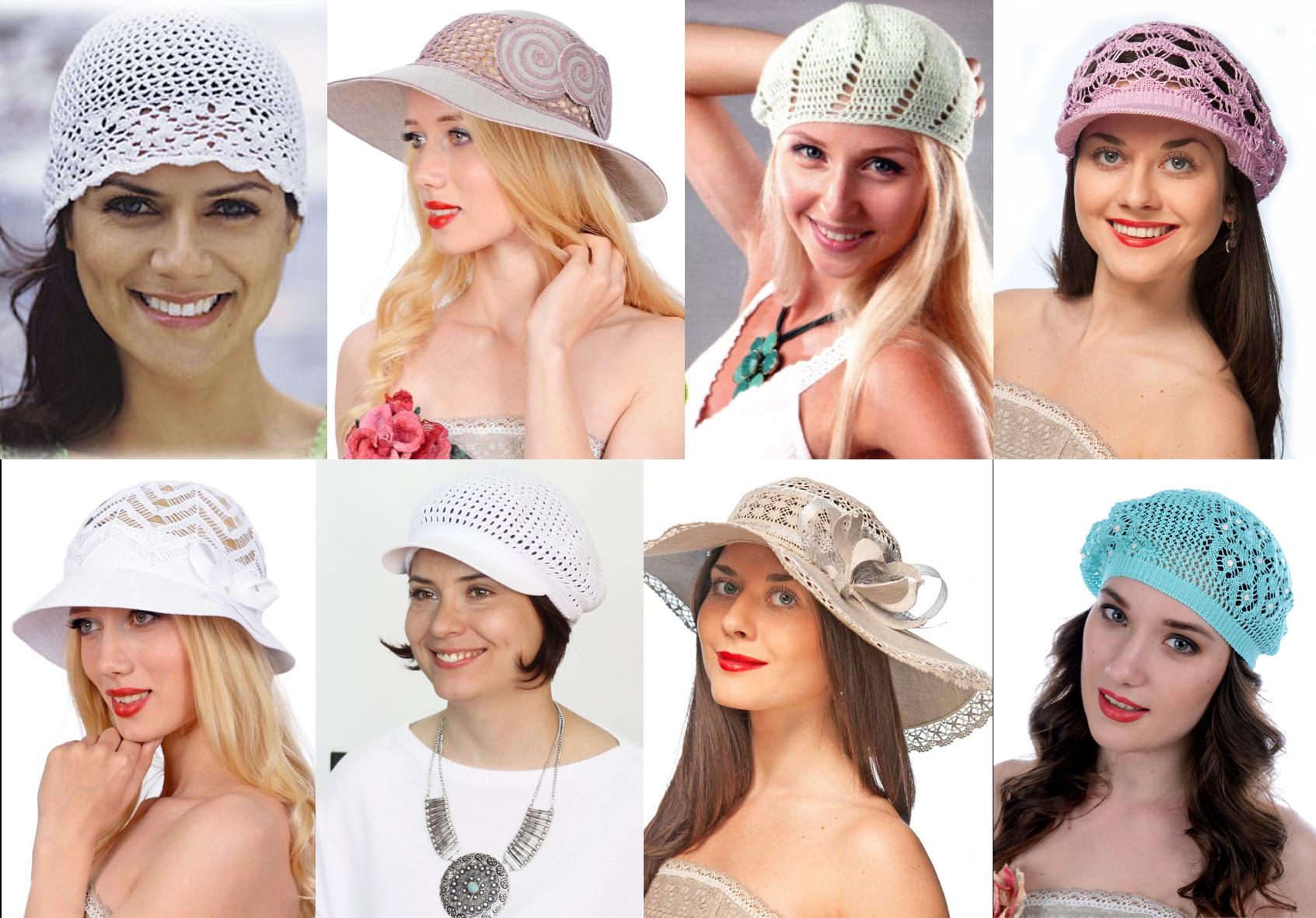 Летние головные уборы, которые не стоит носить