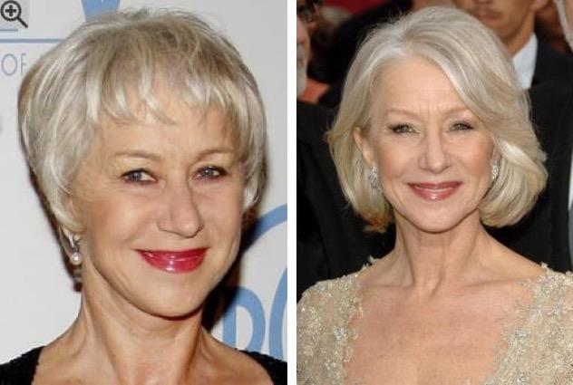 Короткие стрижки для женщин после 40 лет без укладки +97 фото | 425x632
